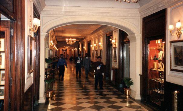 Une tradition hôtelière coloniale